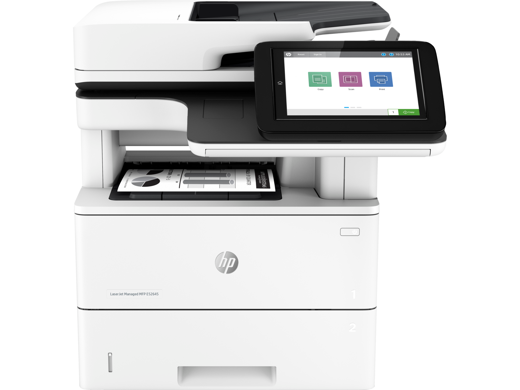 HP LaserJet Managed E52645dn (1PS54A)