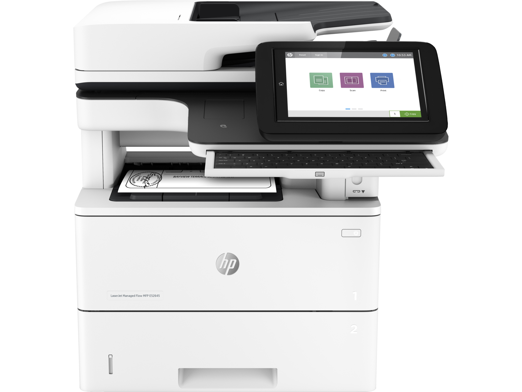 HP LaserJet Managed Flow E52645c (1PS55A)