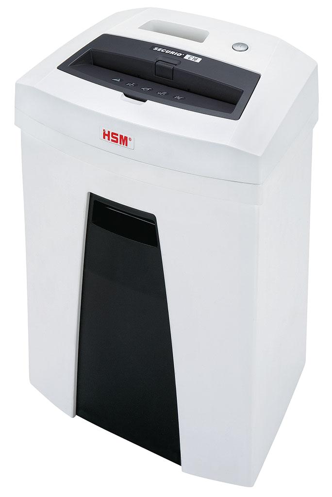 Уничтожитель документов с перекрестной резкой (шредер) HSM Securio C16 (4x25)