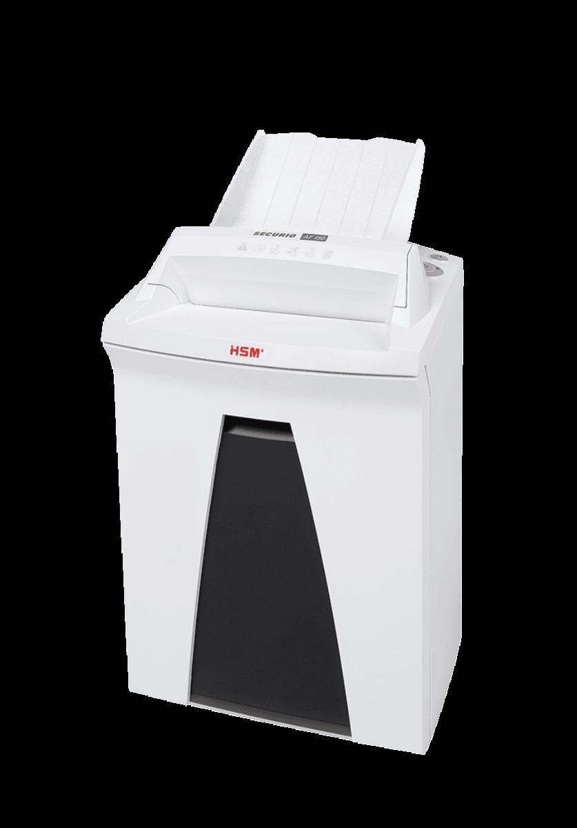 Уничтожитель документов с перекрестной резкой (шредер) HSM Securio AF300 (1.9×15)
