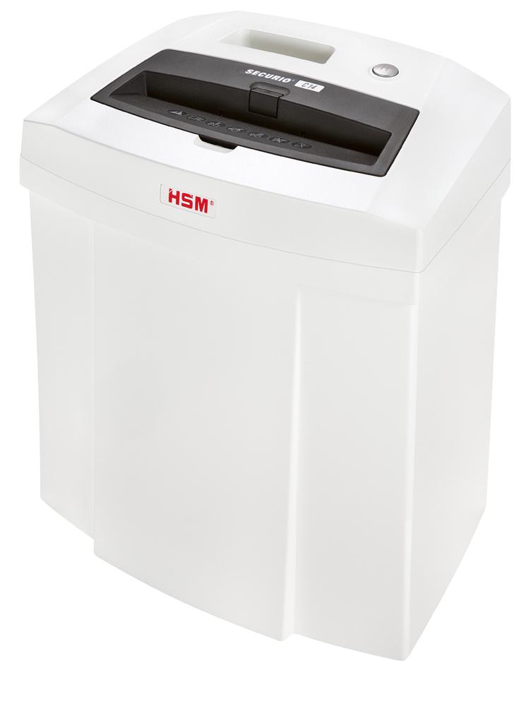 Уничтожитель документов с перекрестной резкой (шредер) HSM Securio C14 (4х25)