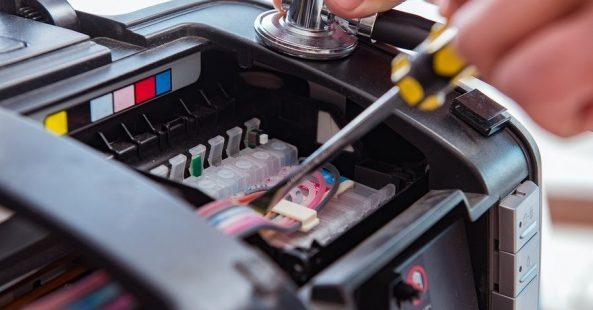 Три ошибки в работе с принтерами